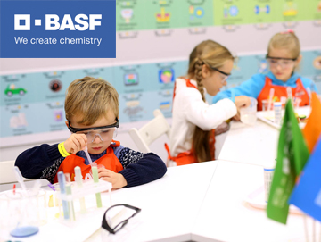 18 марта – BASF Kids' Lab